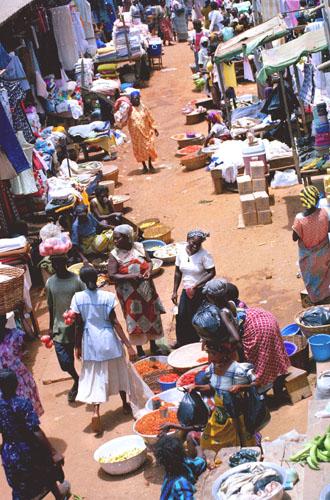Mankessim Market