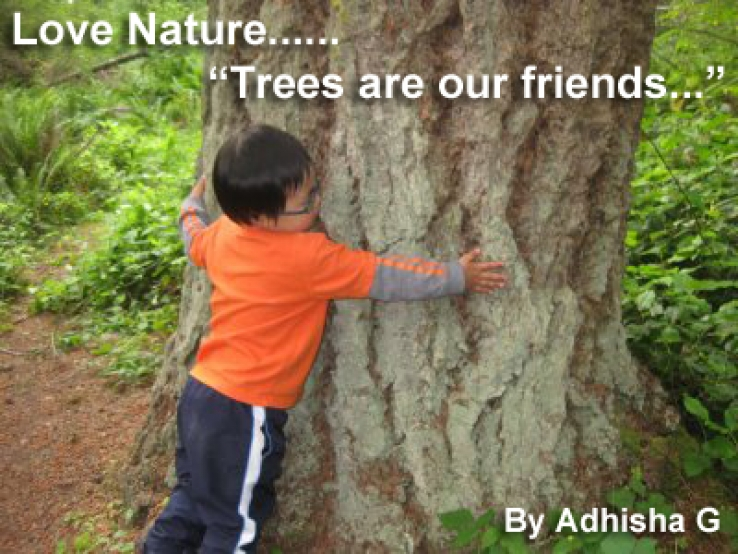 short essay on nature our best friend Free essay on plants and animals are our friends available totally free at echeatcom, the largest free essay community.